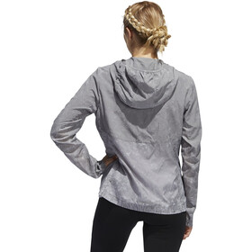 adidas OWN The Run Chaqueta Mujer, grey three